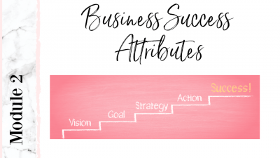 Online Nail Class Business Attributes