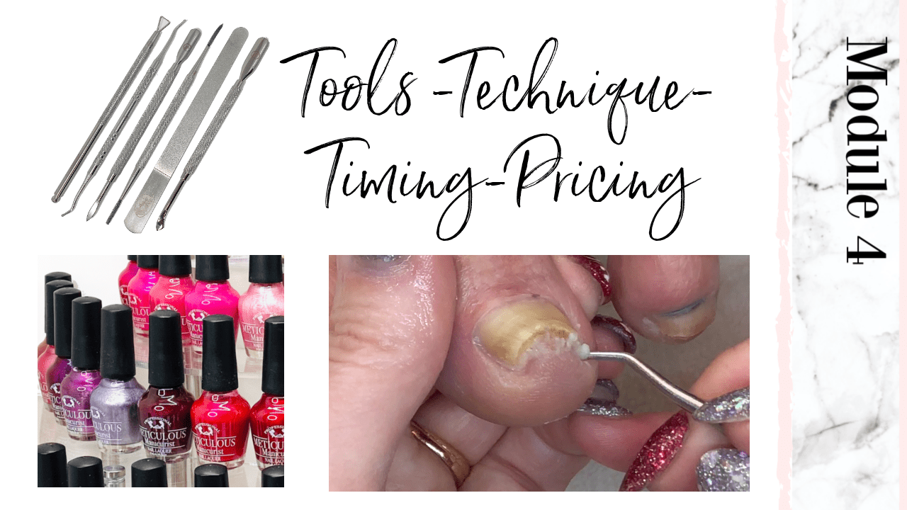 pedicure tools and techniques