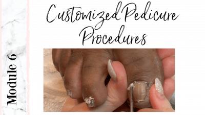 Customized Pedicure Course